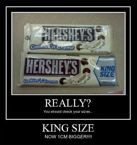King Size rip off funny - 8371291904