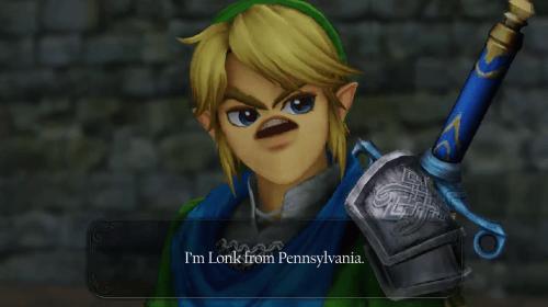 lonk Memes hyrule warriors - 8371316736