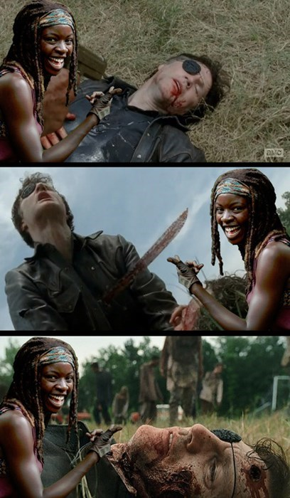 the governor michonne - 8371403776