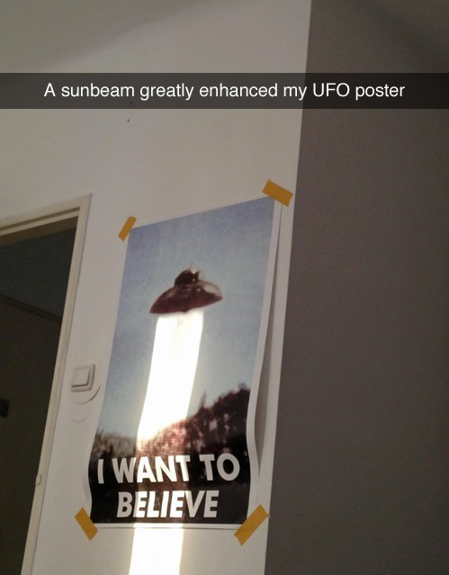snapchat,ufo,Perfect Timing,coincidence