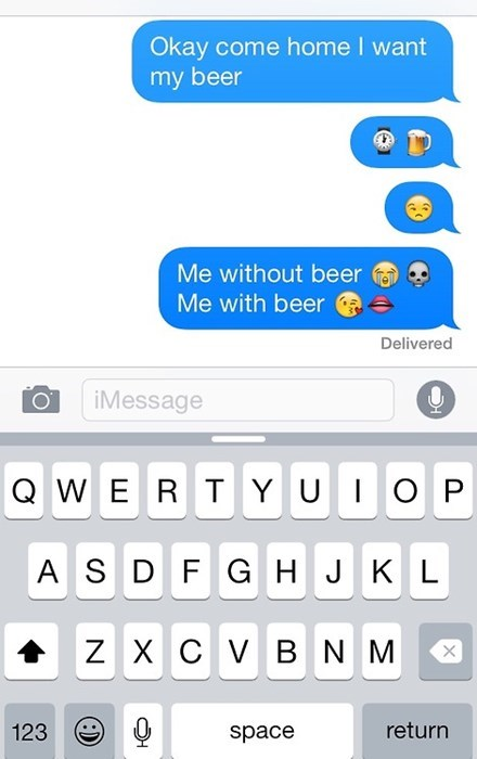 beer cute funny text - 8371694336