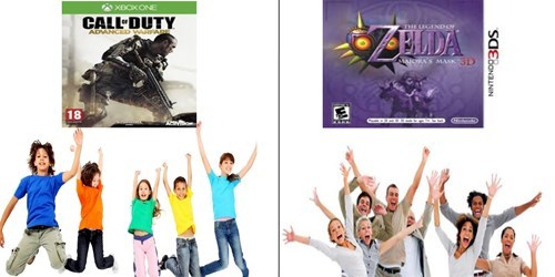 call of duty wtf 3DS majoras mask - 8371726336