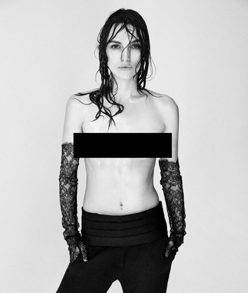 boobs Celebrity Edition Keira Knightley photoshop - 8371983360
