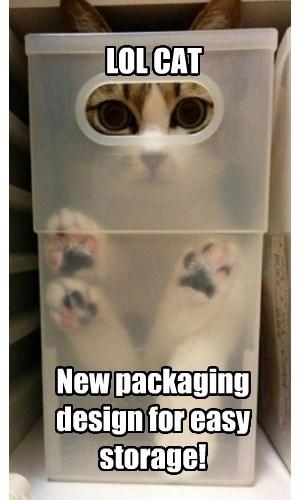 lolcats box if i fits i sits Cats - 8372233728