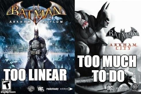 arkham city Arkham Asylum batman - 8372246272