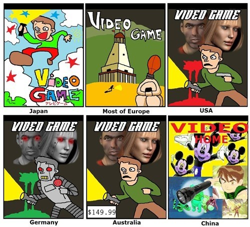 game covers,video games