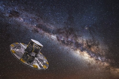 gaia Telescope funny exo planet - 8372295168