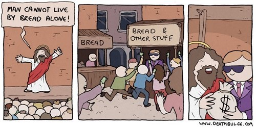 jesus illuminati bread web comics