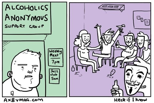 anonymous,alcohol,web comics