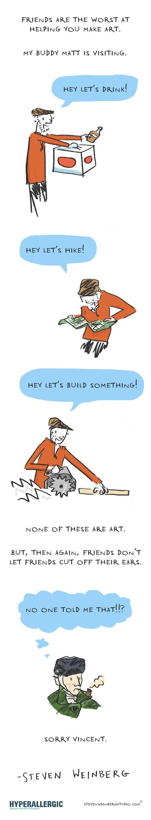 art friends sad but true web comics - 8372333056