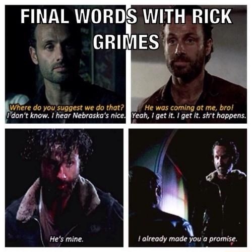 Rick Grimes BAMF ricktatorship - 8372335616