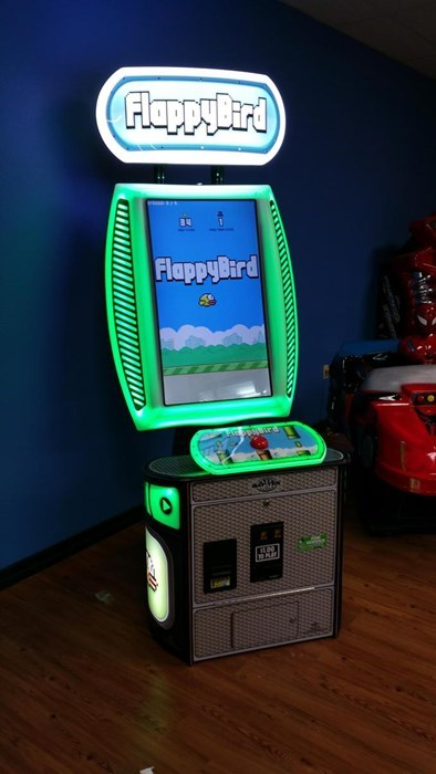 arcade mobile games flappy bird facepalm - 8372379392