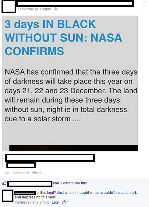 science nasa hoax - 8372387840