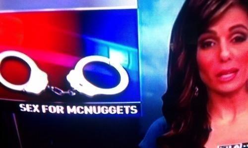 sex mcnuggets news McDonald's chicken mcnuggets - 8372741632