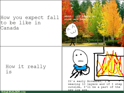 Canada expectations vs reality weather fall - 8372966912