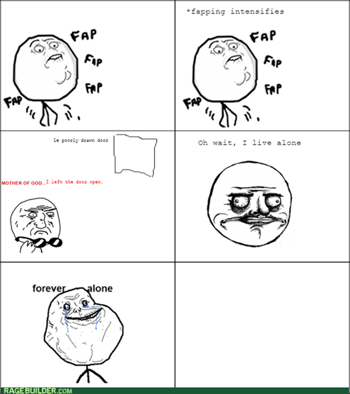 forever alone - 8373277440