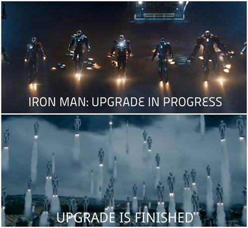 doctor who cybermen iron man marvel - 8373304064