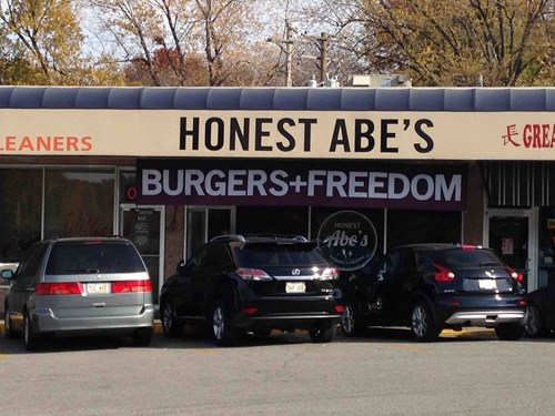 freedom abraham lincoln nebraska burgers - 8373533696