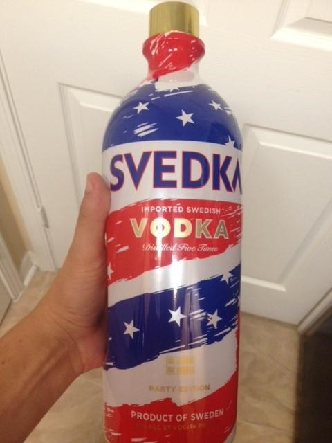 alcohol svedka Sweden vodka - 8373534464