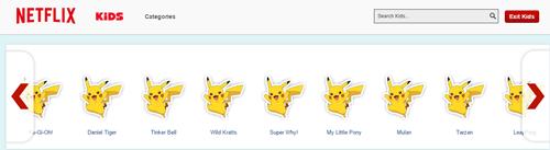 Pokémon pikachu netflix - 8373821696