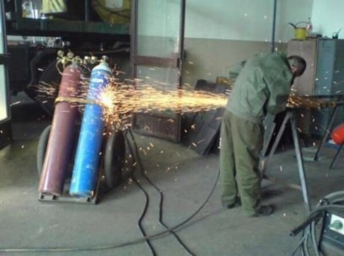 monday thru friday welding safety first sparks g rated