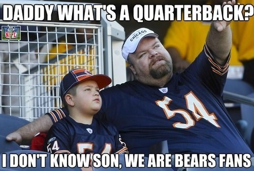 nfl,chicago bears,football