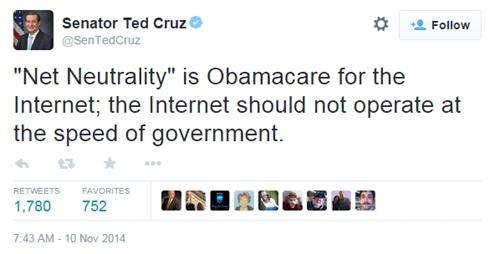 twitter net neutrality facepalm series of tubes politics - 8374647040