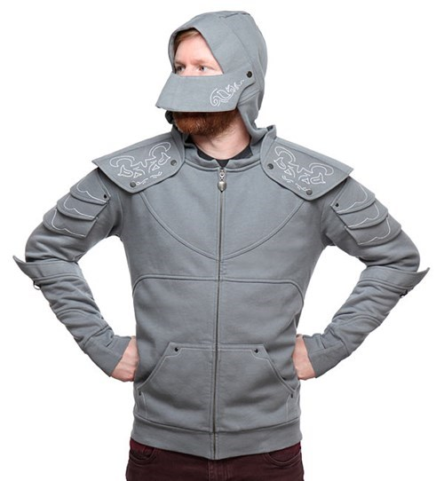 for sale hoodie armor Think geek - 8374691584