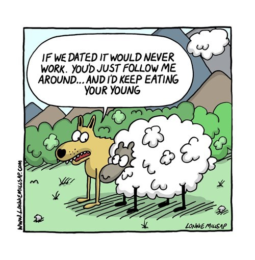 dogs sad but true sheep dating web comics - 8374738176