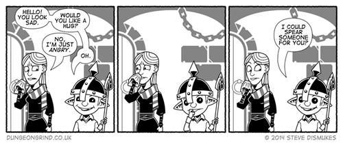 spears ennui dungeon web comics - 8374745344