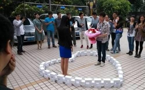 proposal girlfriend wedding iphone - 8374807552