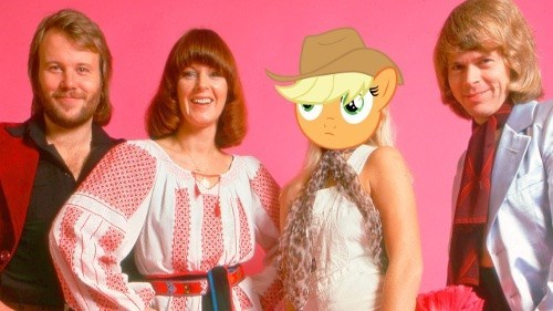 applejack abba jokes - 8375114496