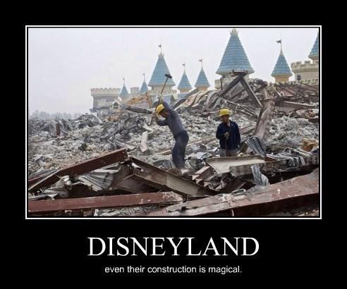 castle construction funny disneyland - 8375268608
