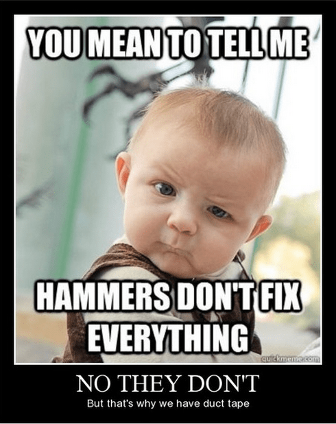 baby,hammers,bob villa,funny