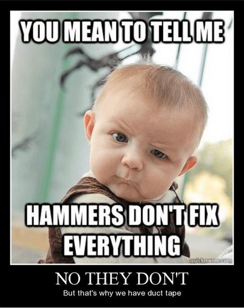 baby hammers bob villa funny - 8375269888