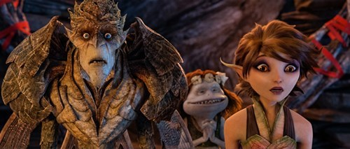 george lucas,strange magic,a midsummer nights dream,lucasfilm