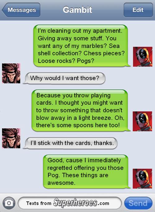 deadpool,gambit