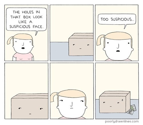boxes suspicious web comics - 8375454720