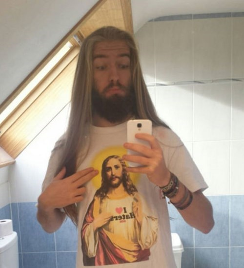 haters jesus t shirts poorly dressed - 8376036352