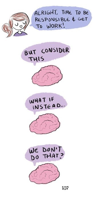 brains,lazy,web comics