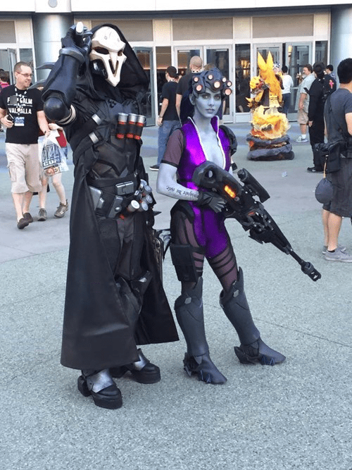 overwatch cosplay blizzard video games - 8376237568