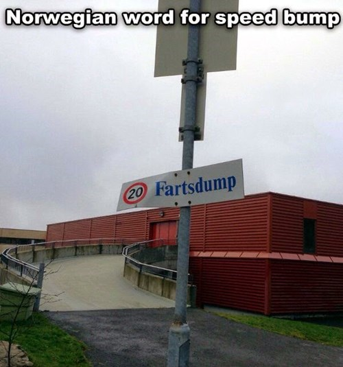 Norway sign accidental gross fail nation g rated - 8376345088