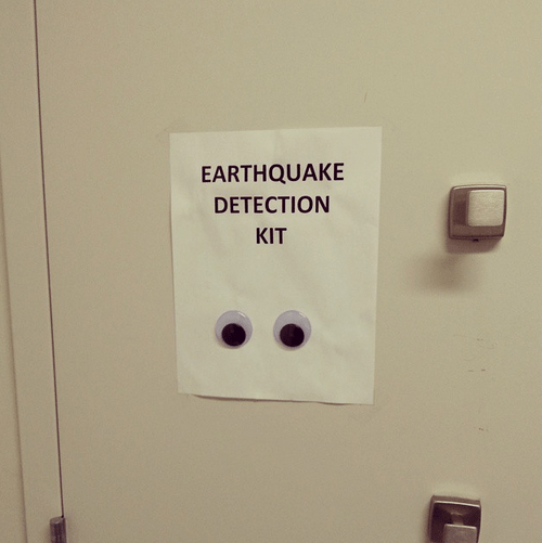 sign,googly eyes,hacked irl,earthquake,g rated,win