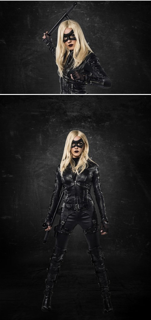 arrow,Black Canary,first look