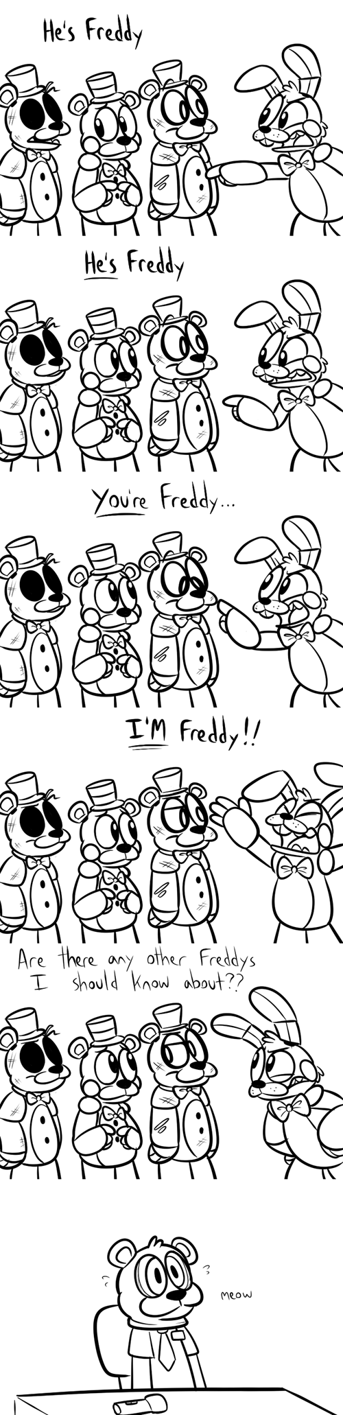 freddy fazbear five nights at freddy's - 8376802304