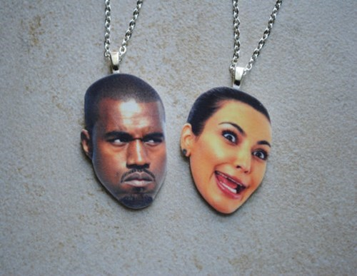 necklaces,etsy,kanye west,Jewelry,poorly dressed,kim kardashian