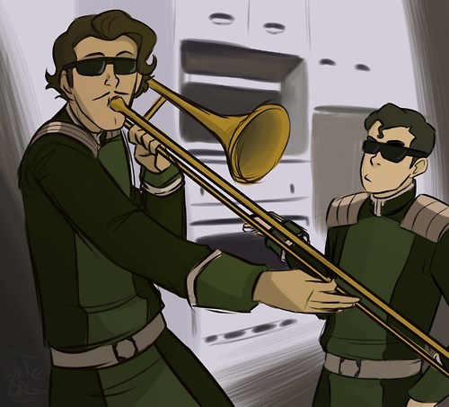 varrick Fan Art bolin when mom isn't home korra - 8377075968