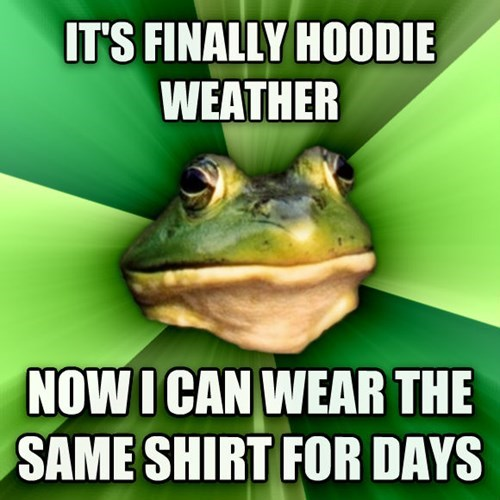 foul bachelor frog november hoodies - 8377175552
