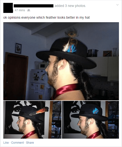 neckbeards facebook fedoras - 8377181440