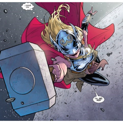 Thor Straight off the Page mjolnir - 8377677056